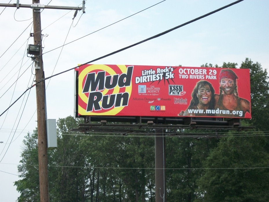 Outdoor Billboard by Ace Sign Company in Arkansas
